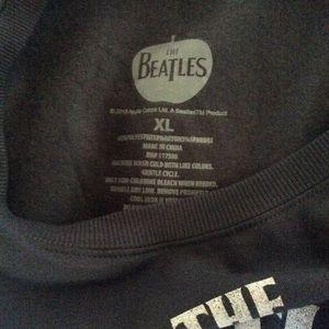 The Beatles Tops - The Beatles Abbey Road Sweatshirt